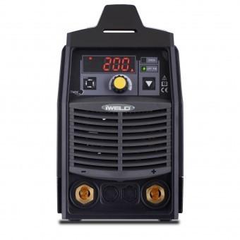 Aparat sudura cu electrozi IWELD 200 HD MULTICELL tip invertor foto