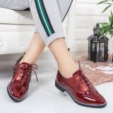 Pantofi Seloni rosii