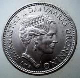 7.237 DANEMARCA MARGRETHE II 10 KRONER 1979 XF, Europa, Cupru-Nichel