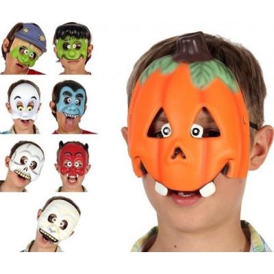 Masca Halloween pentru copii foto