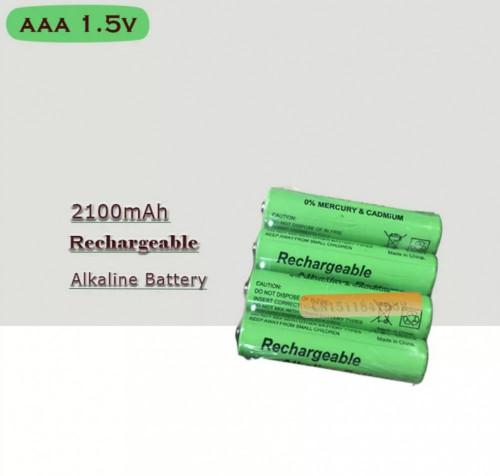 SET 4 ACUMULATORI AAA - 1,5V