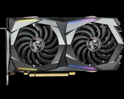MSI GeForce GTX 1660 Ti GAMING X 6G foto