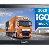 "NAVIGATII GPS 7""HD, 16 GB, 256ram,SPECIAL CAMION, 945 Mhz, - Primo TRUCK FULL EU"