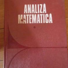 Analiza Matematica - Eugen V. Dobrescu ,297887