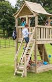 Modul pentru spatiu de joaca Steps Blue Rabbit