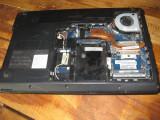 carcasa laptop LENOVO Z 565 , stare ok .zgarieturi capac display