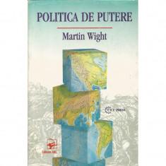 Politica de putere - Martin Wight