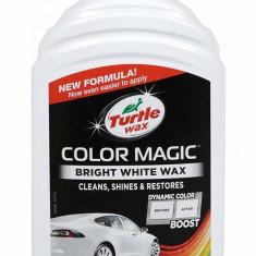 Solutie polish Turtle Wax Color Magic Bright White 500ml