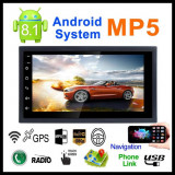 Navigatie GPS RADIO 2DIN Android 8.1 1GB RAM, 16GB ROM , WiFi