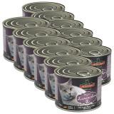 Cumpara ieftin Conservă pentru pisici Leonardo - cu carne de iepure 12 x 200g