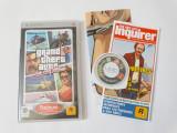 Joc Playstation PSP - Grand Theft Auto Vice City Stories + harta mare, Actiune, Toate varstele, Single player, Sony
