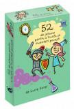 Cumpara ieftin 52 de jetoane pentru a invata sa inventezi povesti/Lucie Sorel