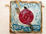 Don Duke & Bobby Stevens - Theme For A Dream / Are You Sure (Embassy 45-WB 439), VINIL