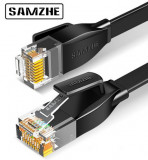 SAMZHE CAT6 Flat Ethernet Cable RJ45