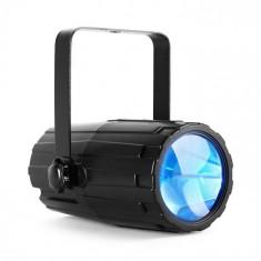 Beamz Floarea Lunii Lighting Effect Masini 20W 60 LED-uri RGBAW
