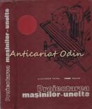 Proiectarea Masinilor-Unelte - A.Valda, S. Velicu