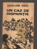 C8937 UN CAZ DE DISPARITIE - HARALAMB ZINCA