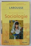 DICTIONNAIRE DE SOCIOLOGIE par RAYMOND BOUDON ... BERNARD - PIERRE LECUYER , 1998