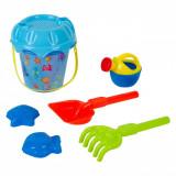 Set jucarii pentru plaja, model animale acvatice, 6 piese