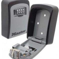 Cutie caseta  metalica pentru chei Master Lock 5401EURD cu cifru