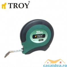 Ruleta de teren (20m x 13mm) TROY 23132