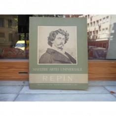 REPIN , MAESTRII ARTEI UNIVERSALE, PAUL CONSTANTIN