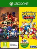 Set Dublu Sonic Mania Plus And Sonic Forces