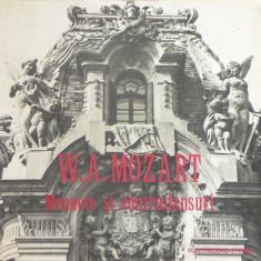 Vinyl W.A. Mozart – Menuete Și Contradansuri