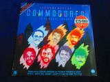 Commodores - The Very Best Of Commodores _ vinyl_ Telestar ( 1985, UK )