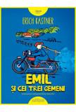Cumpara ieftin Emil Si Cei Trei Gemeni, Cartonat 2018
