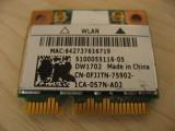 Cumpara ieftin Placa wireless laptop Dell Vostro 1014, Dell DW1702, 0FJJTN, Atheros AR5B195
