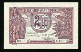 U996 BANCNOTA DE 2 LEI 1938 NECIRCULATA UNC