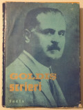SCRIERI SOCIAL - POLITICE SI LITERARE de VASILE GOLDIS , 1976