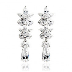Cercei Borealy Swiss Diamond Cinderella