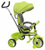 Tricicleta pentru copii Ecotrike 2 Baby Mix Green