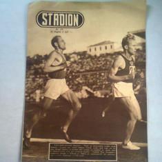 REVISTA STADION NR.176/1953