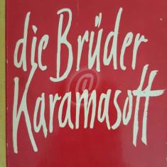 Die Bruder Karamasoff
