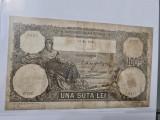 Bancnota romania 100 lei 1932
