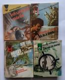 Colectia Delfin -  Lot 4 Carti Calatorii