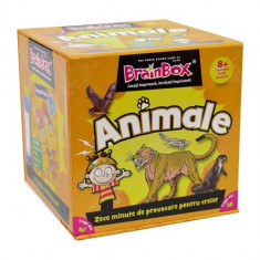 Joc Educativ BrainBox Animale