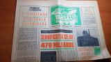 ziarul magazin 6 noiembrie 1971-art. despre ilie nastase si constantin brancusi