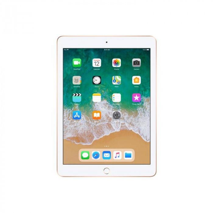 Tableta Apple iPad 9.7 2018 Retina Display Apple A10 Fusion 2GB RAM 128GB flash WiFi Gold