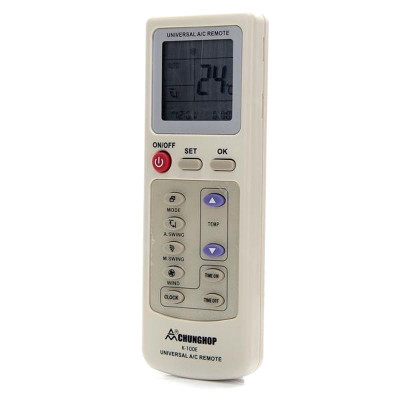 Telecomanda universala aer conditionat K-100E foto