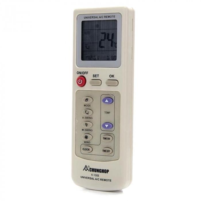 Telecomanda universala aer conditionat K-100E