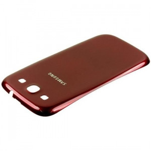 Capac Baterie Samsung Galaxy S3 I9300 - Rosu
