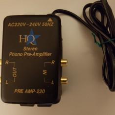 Pre amp 220