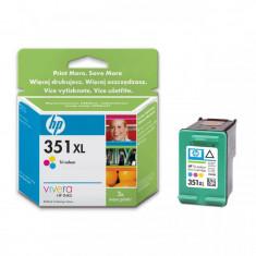 Cartus cerneala HP 351XL Original CB338EE Color