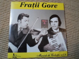Fratii gore cd disc muzica de colectie lautareasca populara jurnalul national, electrecord