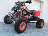 ATV BOMBARDIER SD 650 BAJA Fabricatie 2005