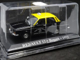 Macheta Renault 12 Taxi Bogota 1973 1:43